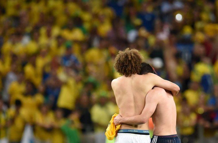 EPA BRAZIL SOCCER FIFA WORLD CUP 2014 SPO SOCCER BRA
