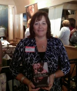 Shawna is excited to read my book! Pinch me, I'm dreaming. :)